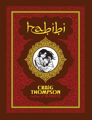 Habibi (Pantheon Graphic Library) Cover Image