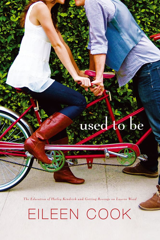 Cover for Used to Be