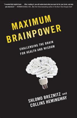 Maximum Brainpower Cover