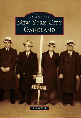New York City Gangland Cover
