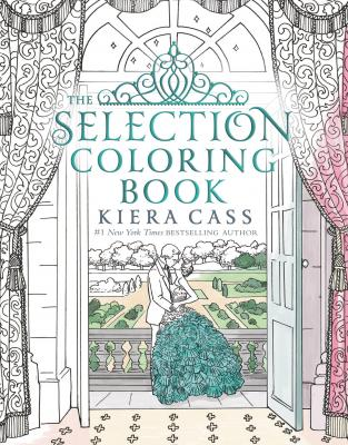 The Selection Coloring Book Cover Image