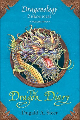 The Dragon Diary Cover