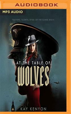 At the Table of Wolves (Dark Talents #1) Cover Image