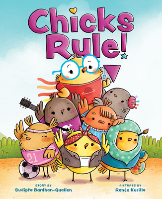 Cover for Chicks Rule!