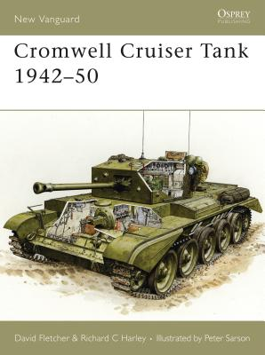 Cromwell Cruiser Tank 1942-50 Cover
