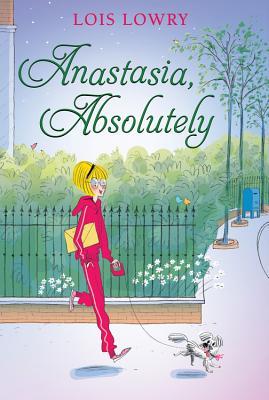 Cover for Anastasia, Absolutely (An Anastasia Krupnik story)