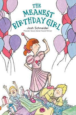 Cover for The Meanest Birthday Girl