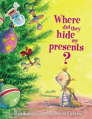Where Did They Hide My Presents? Cover