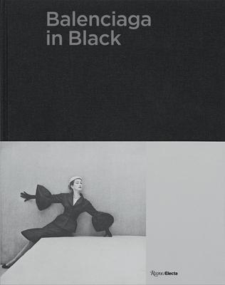 Balenciaga in Black Cover Image