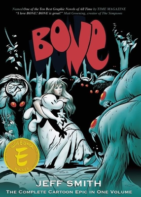 Bone the Complete Cartoon Collection by Jeff Smith