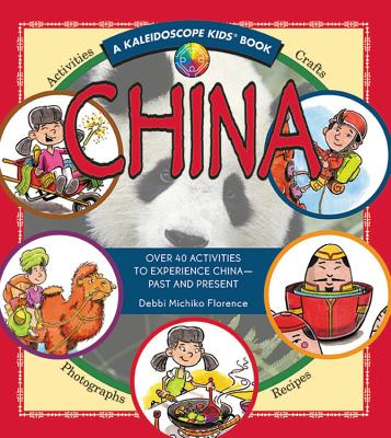 China: Over 40 Activities to Experience China - Past and Present Cover Image