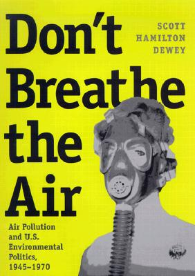 Cover for Don't Breathe the Air