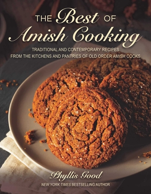 Cover for The Best of Amish Cooking