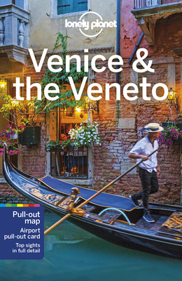 Lonely Planet Venice & the Veneto 11 (Travel Guide) Cover Image