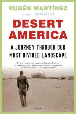 Desert America Cover
