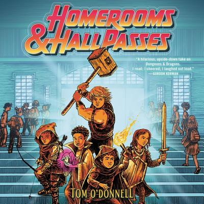 Homerooms and Hall Passes Cover Image