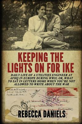 Cover for Keeping the Lights on for Ike