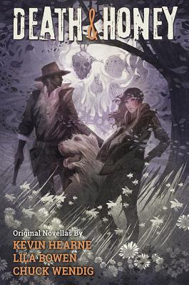 Death & Honey Cover Image