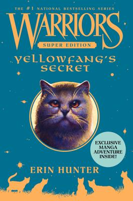 Yellowfang's Secret (Warriors Super #5) Cover Image