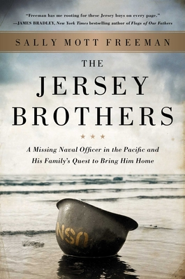 The Jersey Brothers: A Missing Naval Officer in the Pacific and His Family's Quest to Bring Him Home Cover Image