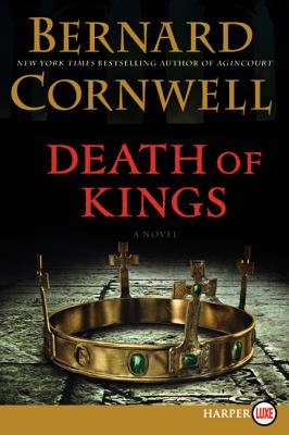 Death of Kings: A Novel (Saxon Tales #6) Cover Image