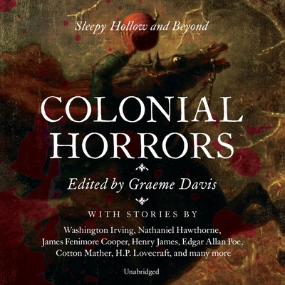 Cover for Colonial Horrors