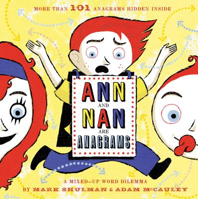 Ann and Nan Are Anagrams Cover