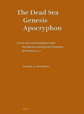 Cover for The Dead Sea Genesis Apocryphon