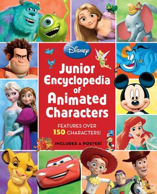 Junior Encyclopedia of Animated Characters Cover Image
