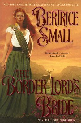 The Border Lord's Bride Cover