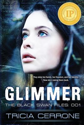 Glimmer (Black Swan Files #1) Cover Image