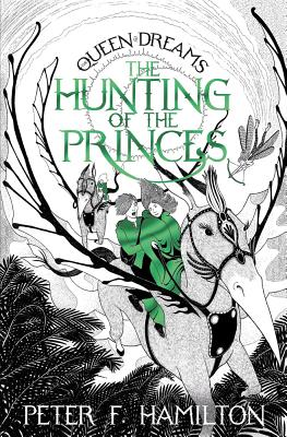 Cover for The Hunting of the Princes (The Queen of Dreams #2)