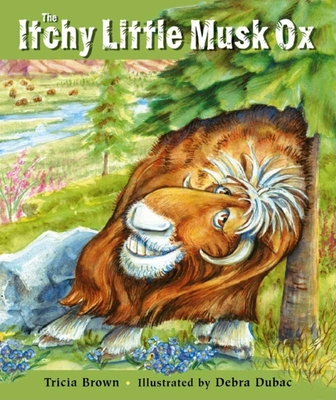 The Itchy Little Musk Ox Cover Image