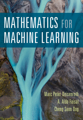 Mathematics for Machine Learning Cover Image