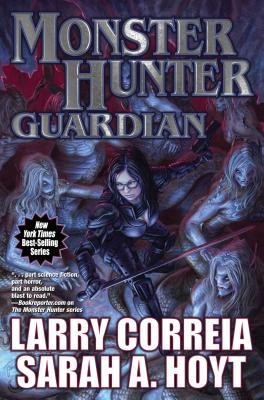 Monster Hunter Guardian Cover Image
