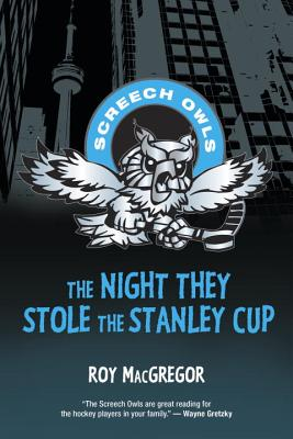 The Night They Stole the Stanley Cup Cover Image