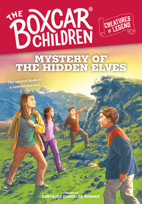 Mystery of the Hidden Elves cover