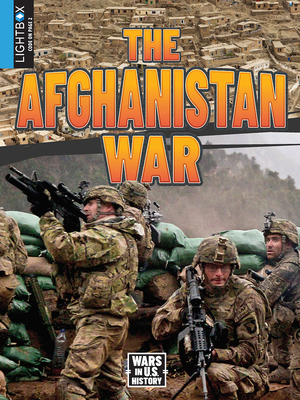 The Afghanistan War (Wars in U.S. History) Cover Image