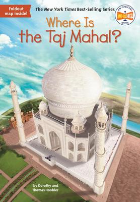 Where Is the Taj Mahal? (Where Is?) Cover Image