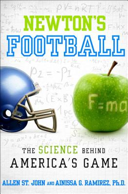 Newton's Football: The Science Behind America's Game Cover Image