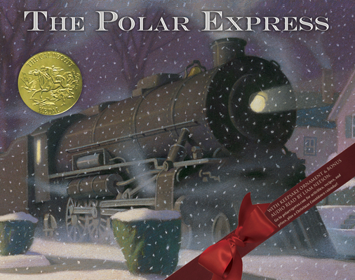 Polar Express 30th anniversary edition Cover Image