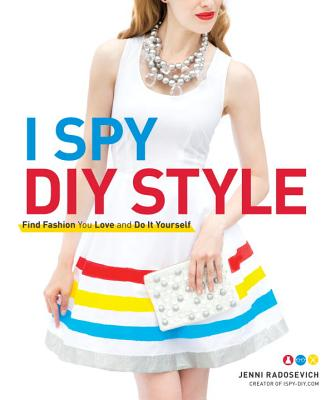 I Spy DIY Style Cover