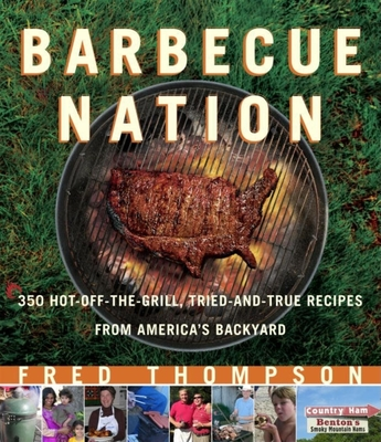 Barbecue Nation Cover