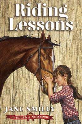 Riding Lessons (An Ellen & Ned Book) cover