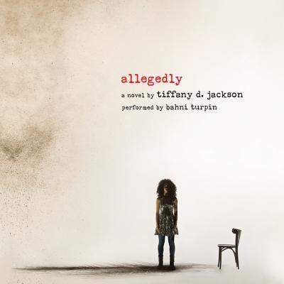 Allegedly Lib/E Cover Image