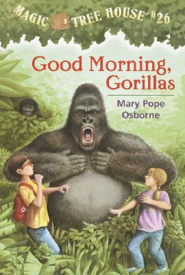 Good Morning, Gorillas Cover Image