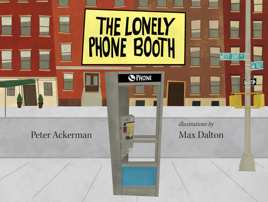 The Lonely Phone Booth Cover Image