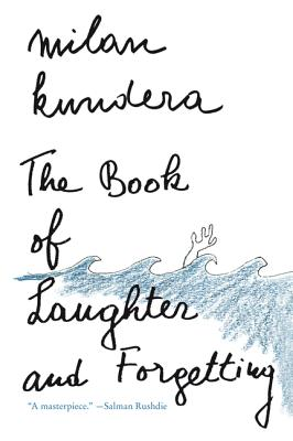 The Book of Laughter and Forgetting Cover
