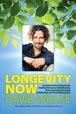 Longevity Now Cover