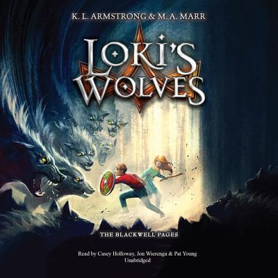 Cover for Loki S Wolves (Blackwell Pages #1)
